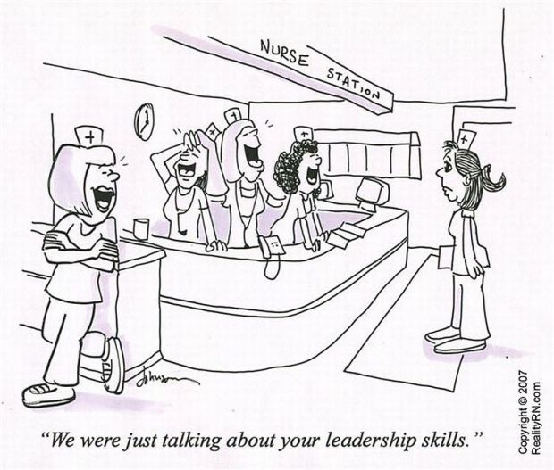 Leadership Skills - Does your team laugh at your leadership?