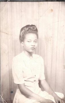 Beautiful Young Grandma