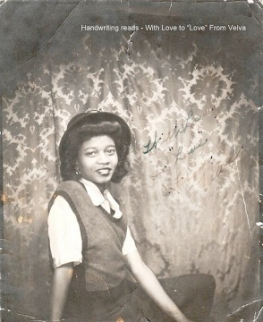 Grandma in Early Years