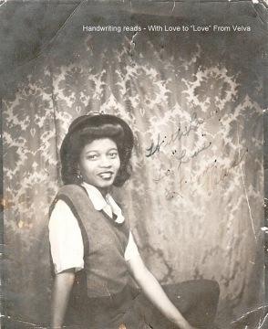 Grandma in Early Years