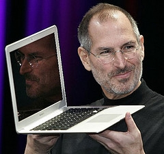 Steve Jobs - pride of product
